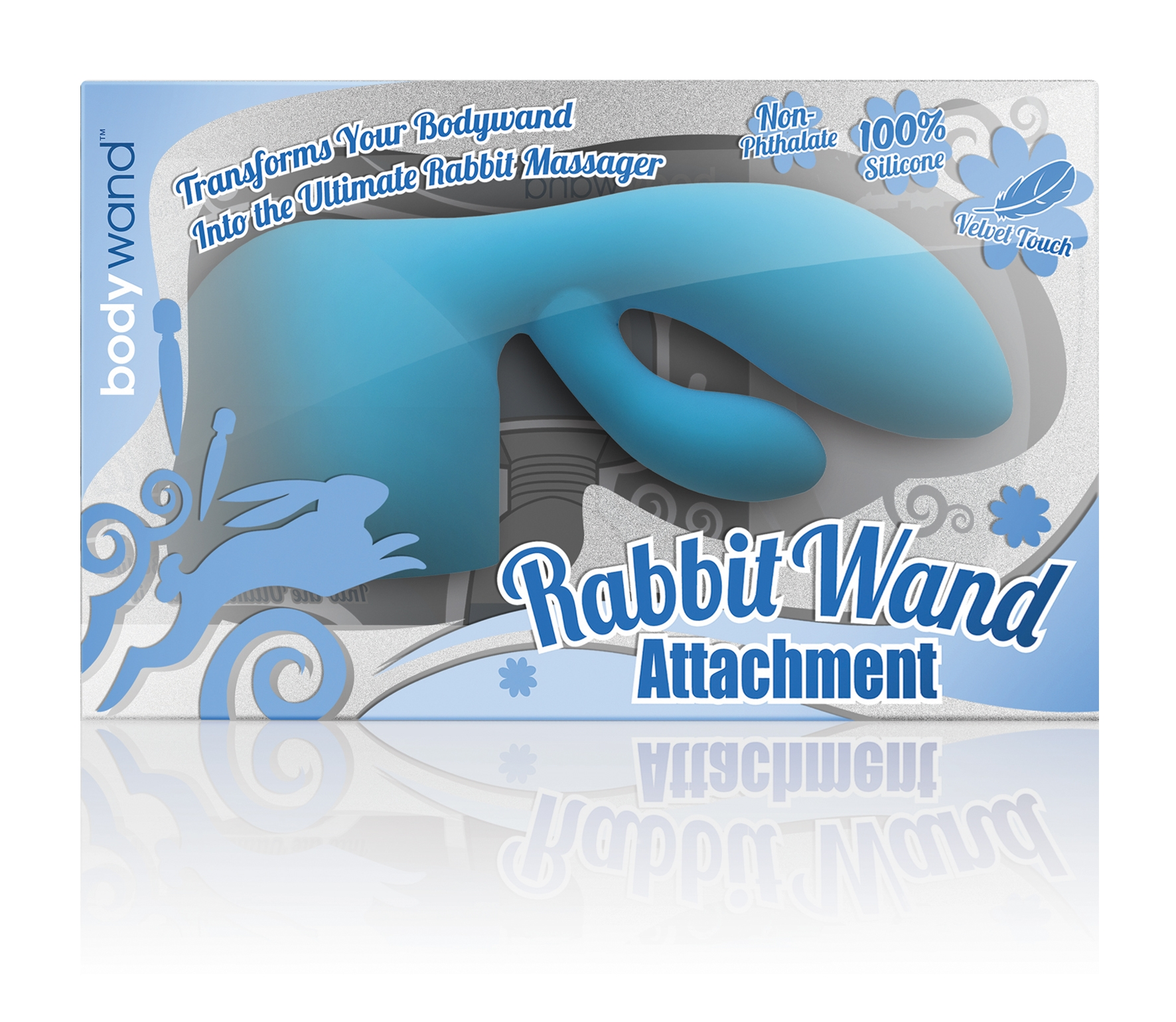 Body Wand: Rabbit Wand Attachment